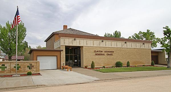 Clayton Stevenson Memorial Chapel